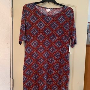 LuLaRoe XXL Dress